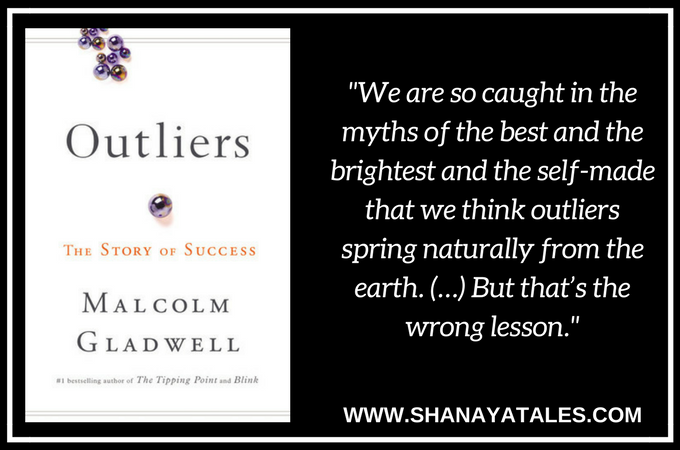 outliers book quote