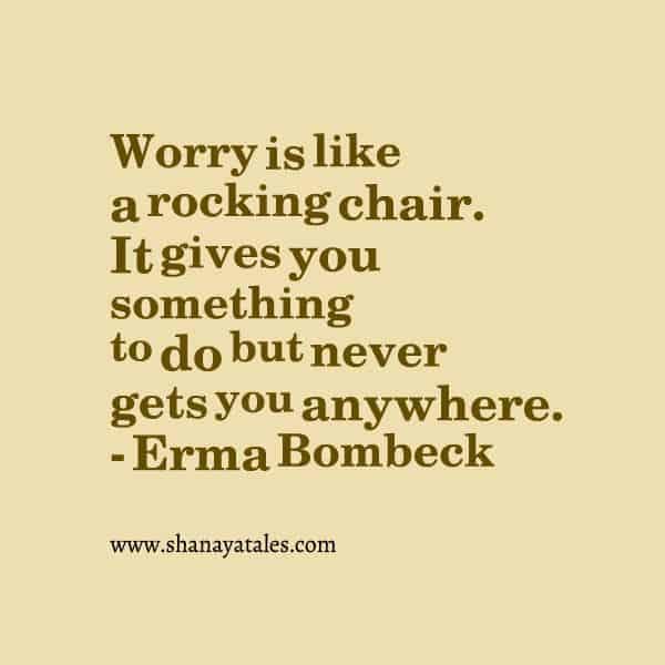 An Antidote for our Worries  #AtoZChallenge 2015 @AprilA2Z