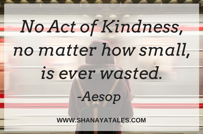 image quote on kindness