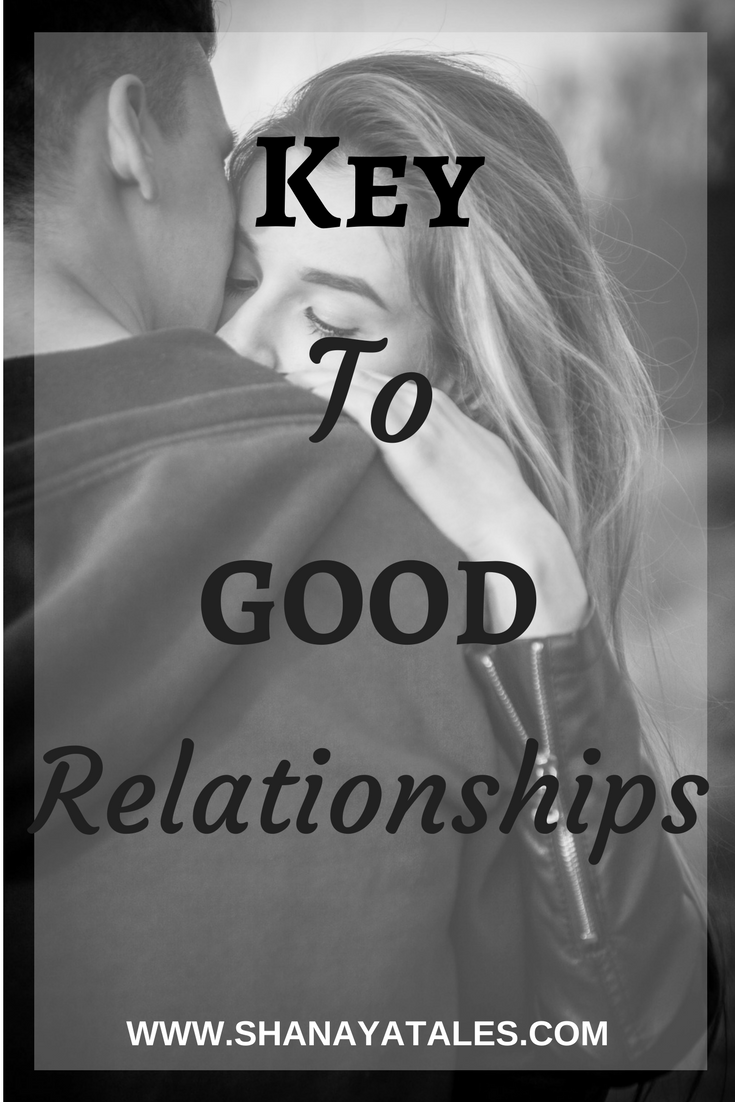 Unconditional Acceptance for Good Relationships