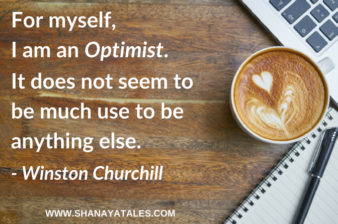 Is Optimism An Attribute or A Choice? | A Story of An Optimist