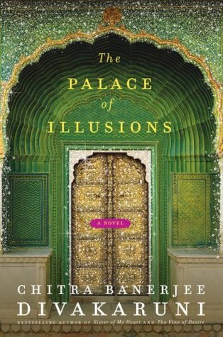 the palace of illusions book cover