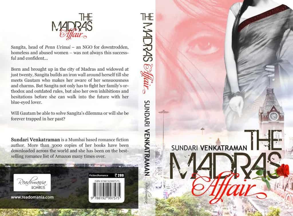 the madras affair book cover