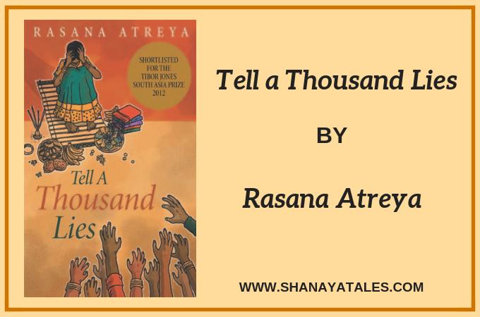 tell a thousand lies book review