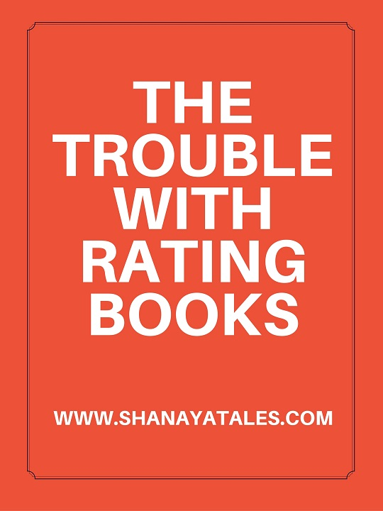 The Trouble with Rating Books | Diary of a Book Blogger