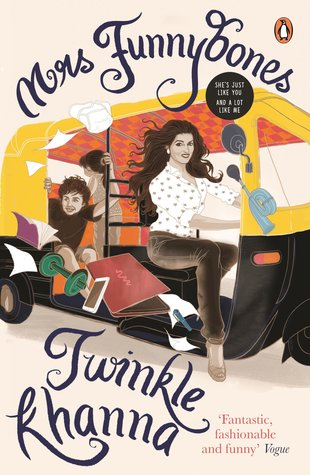 Mrs Funnybones by Twinkle Khanna | Book Review