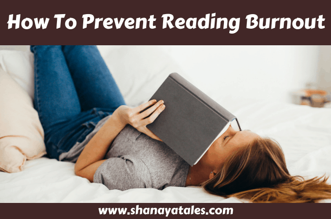 How to Prevent Reading (and Blogging) Burnout
