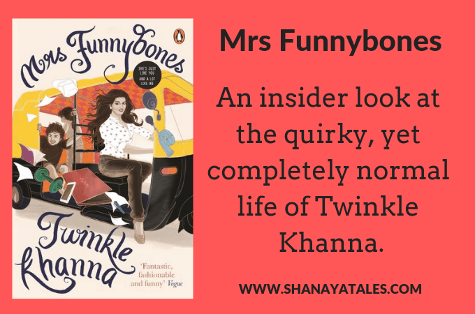 mrs funnybones book review
