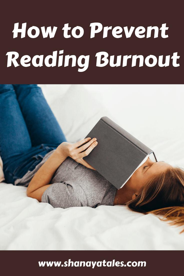 prevent reading burnout