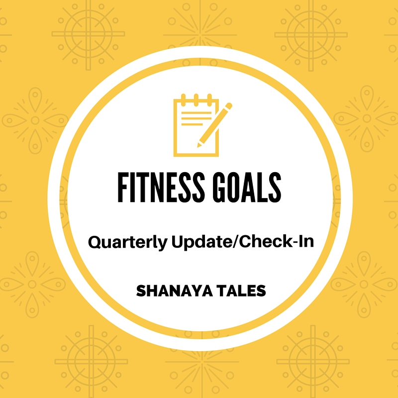 Fitness 2016 – Quarterly Update/Check-In (Failing miserably, yet holding on)