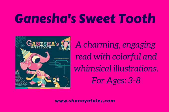 ganeshas sweet tooth book review