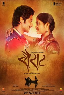 What is the impact of a movie like Sairat?