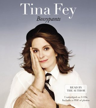 Bossypants by Tina Fey | Book Review (5 shining stars)