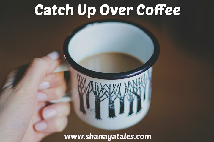 Catch-Up Over Coffee #3 | #ChattyBlogs September Linky