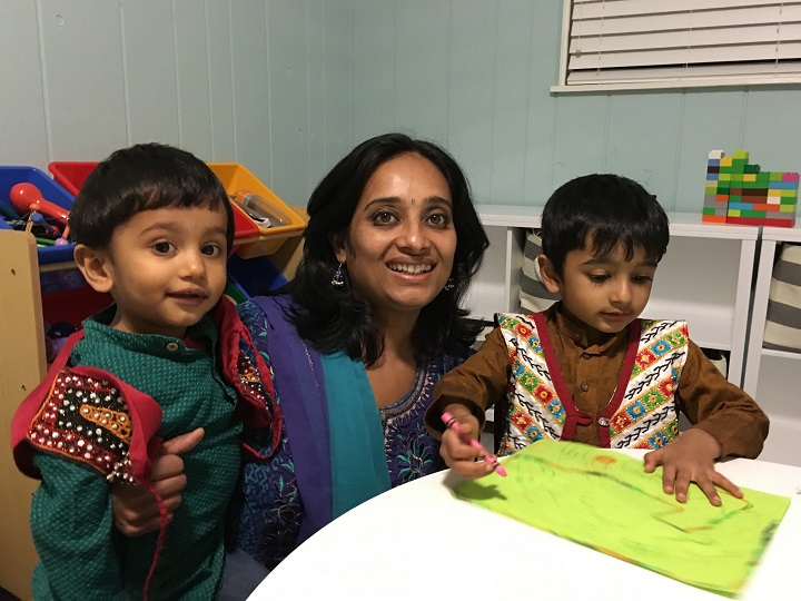 Author Interview: Sandhya Acharya – South Asian Children's Book Author