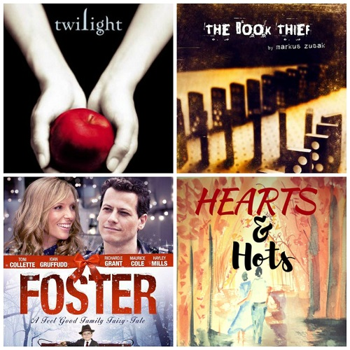 November Wrap Up – Books and Movies