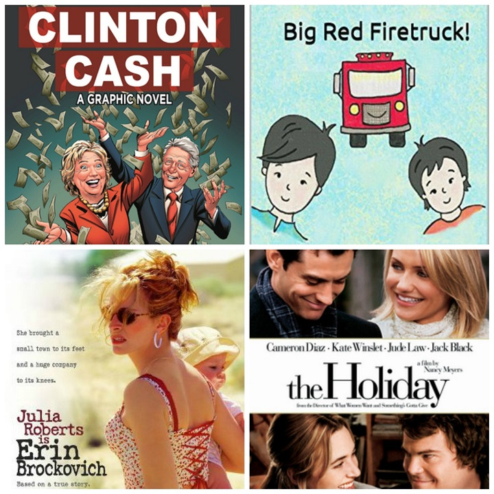 October Wrap Up – Books and Movies