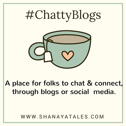 On Breaking Away from Being 'Too Busy' #ChattyBlogs -May Linky