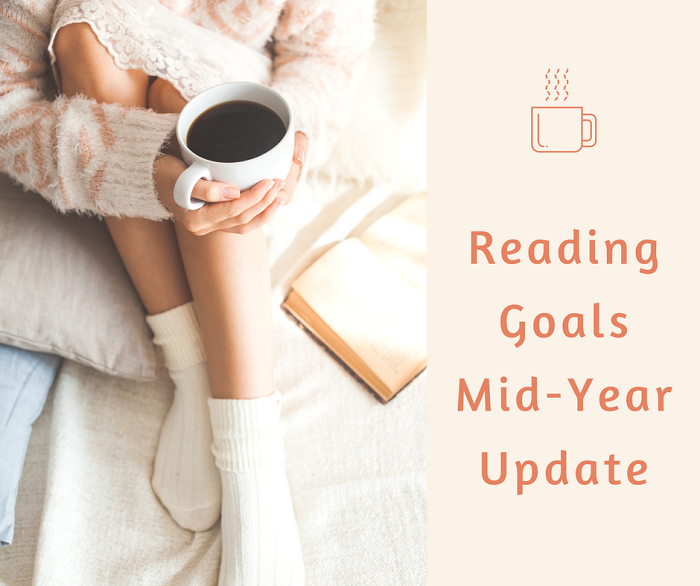 Reading Goals 2017 – Mid-Year Update | #ChattyBlogs July Linky