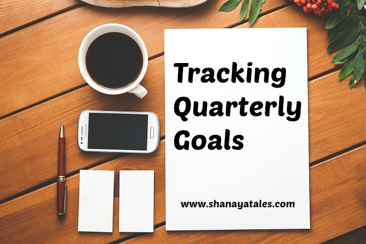 A Quick Quarterly Goals Update | Chatty Blogs October Linky