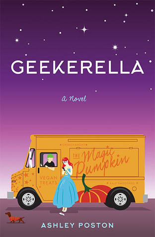 Geekerella – Where Fairytales meet Fandoms | Book Review