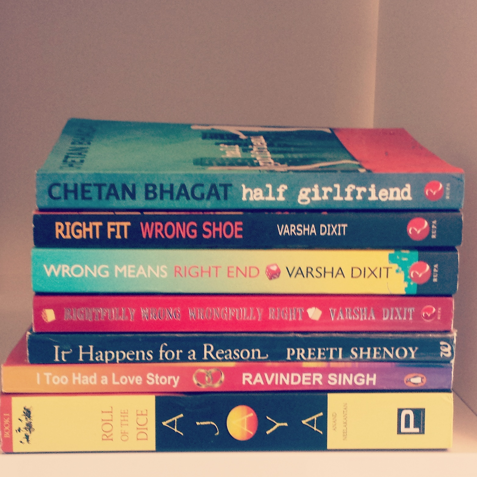 Indian Authors in American Libraries | #ChattyBlogs August Linky