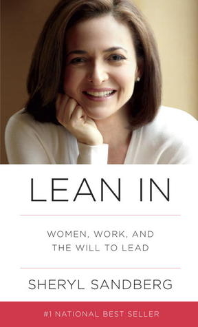 Lean In by Sheryl Sandberg – Book Review
