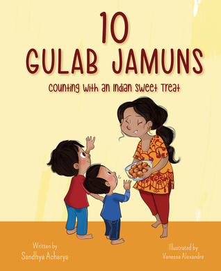 10 Gulab Jamuns by Sandhya Acharya | Book Review