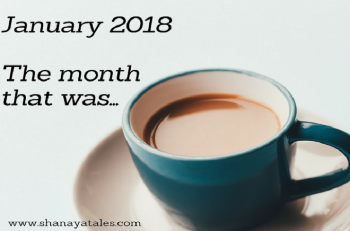 January 2018 – The Month That Was #ChattyBlogs February Linky