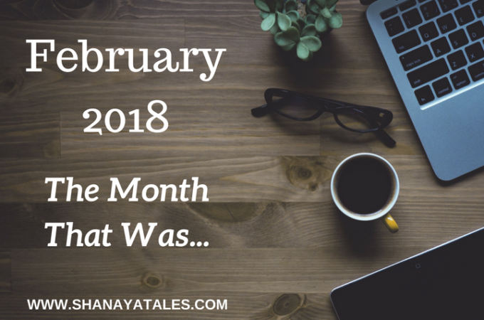February was an interesting month, where I completely ditched the plan, but was still extremely productive, and in all the right places.