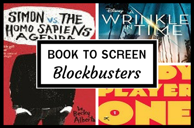 In this post, I share my thoughts and opinions about the books that were behind the 3 Spring Book to Screen Blockbusters!