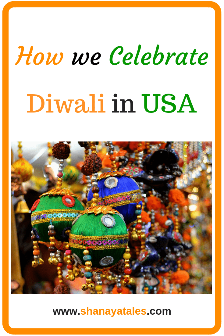 diwali in usa