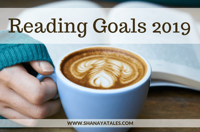 My Reading Goals for 2019