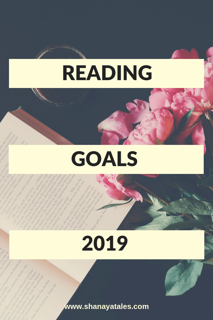 reading goals for the new year 2019