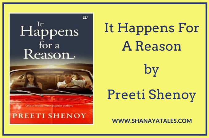 it happens for a reason book review