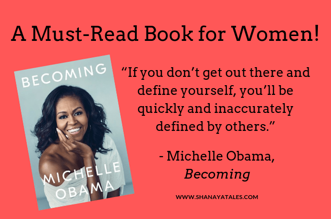 Becoming by Michelle Obama – Review-cum-Love Fest