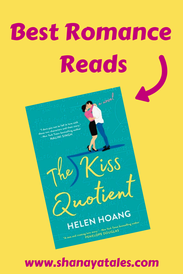 the kiss quotient by helen hoang book review