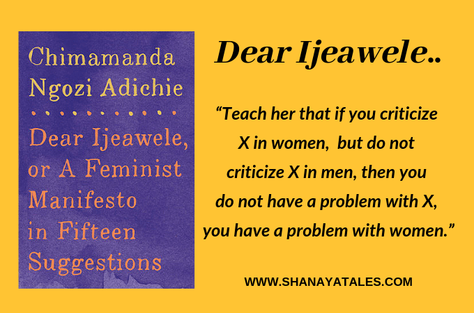 Dear Ijeawele – Best Quotes on How to Raise a Feminist