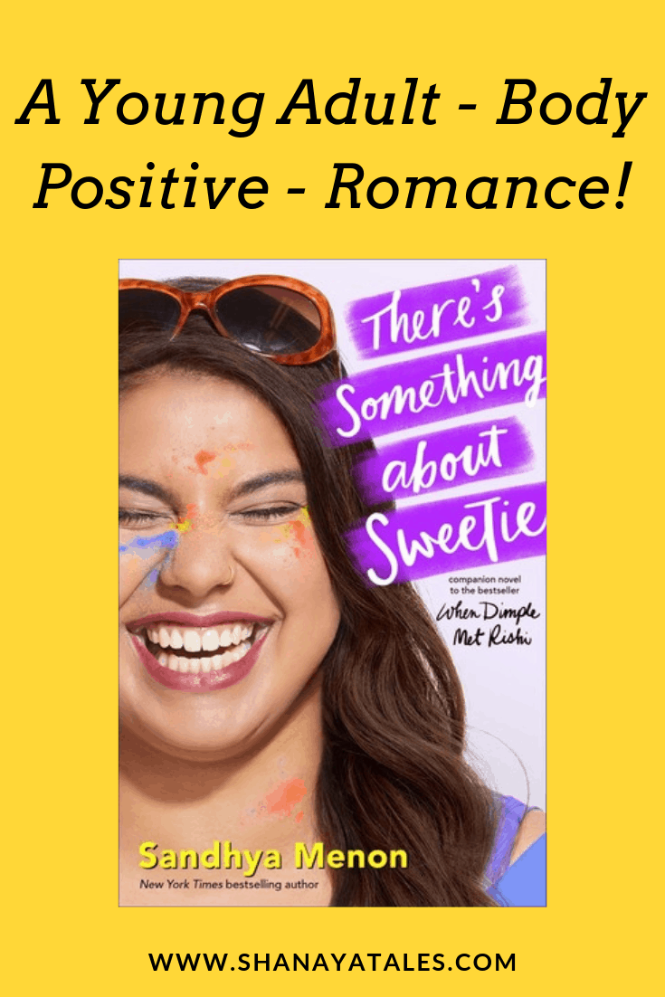 there's something about sweetie book cover poster