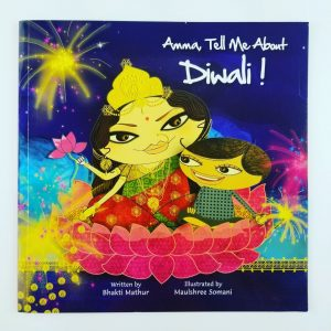 amma tell me about diwali book photo