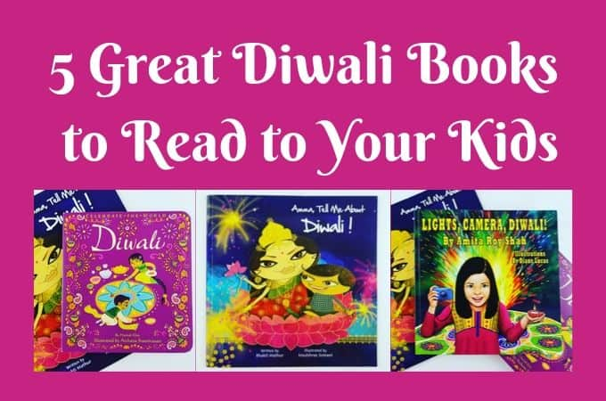 images of diwali books for kids